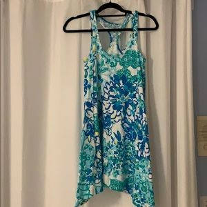 Lilly Pulitzer Monterrey Trapeze Dress In A Pinch